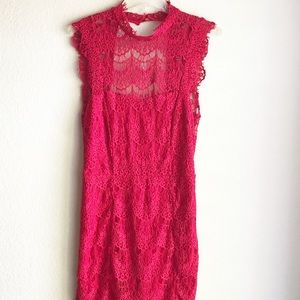 Free People Dresses - NWT | Free People Daydream Bodycon Lace Dress